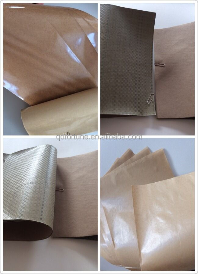 best price poly kraft paper