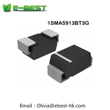 1.5W SMA package type Zener Diode 3.3V 1SMA5913BT3G