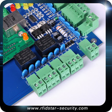 Multi Door tcp/ip to rs485 converter for access