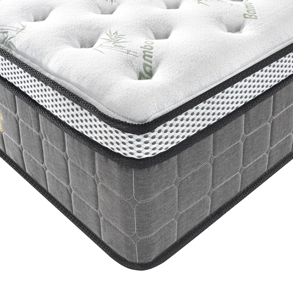 LEIZI Online For Sale Dreamland Orthopedic Queen Size Hybrid Memory Foam Spring Mattress - Jozy Mattress | Jozy.net