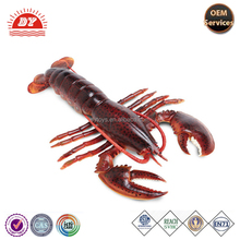 Creatures figure educational toys mini plastic toy lobster