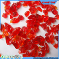 Cheap price crushed glass scrap,recycled crushed glass