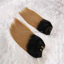 New Product Wholesale Piano Color Human Hair Weave Color #4 Mixed Color Remy Hair Extensions