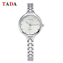 TADA Brand Lady Quartz Watch Women Fashion Classic Clock Independent Seconds Dial High Quality fashion Bracelet Watches
