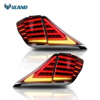 VLAND Factory wholesales full led Sequential tal lamp 2008-2015 2th Gen AH20 Alphard tail light For Toyota Vellfire