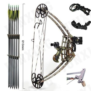 wholesale hunting triangle bow sport hunting compound bow sale