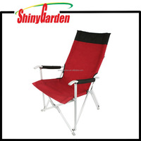 Outdoor Aluminium Folding Beach Fishing Camping Adveresting Chair Folding Director Chair