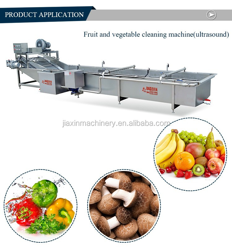 China Fruit and vegetable cleaning machine