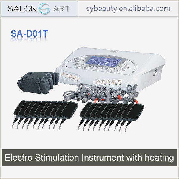 Professional electrical smulation electronic slimming device