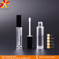 china custom lip gloss bottle cosmetics packaging