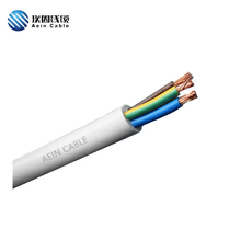 Best sell <strong>H05VV</strong>-<strong>F</strong> 3 * 1.5mm2 VDE standard oil-resistant sheathed cable
