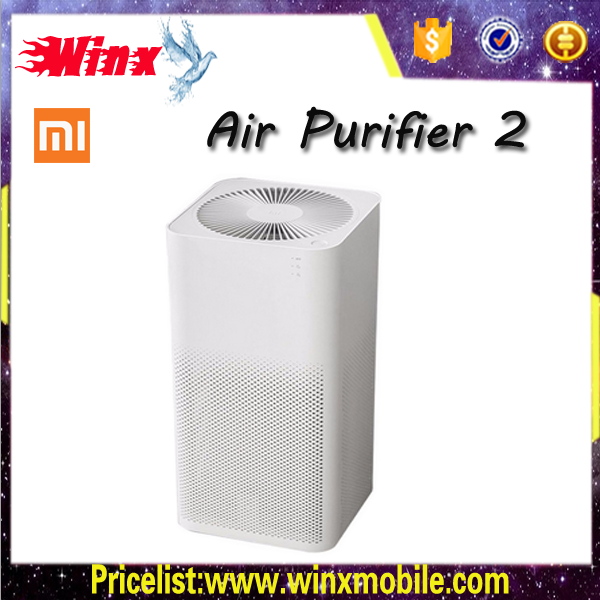 2017 new products xiaomi mi air purifier 2 intelligent household appliances white