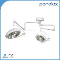 F700/500 Operating Light (double ceiling,round balance arm)