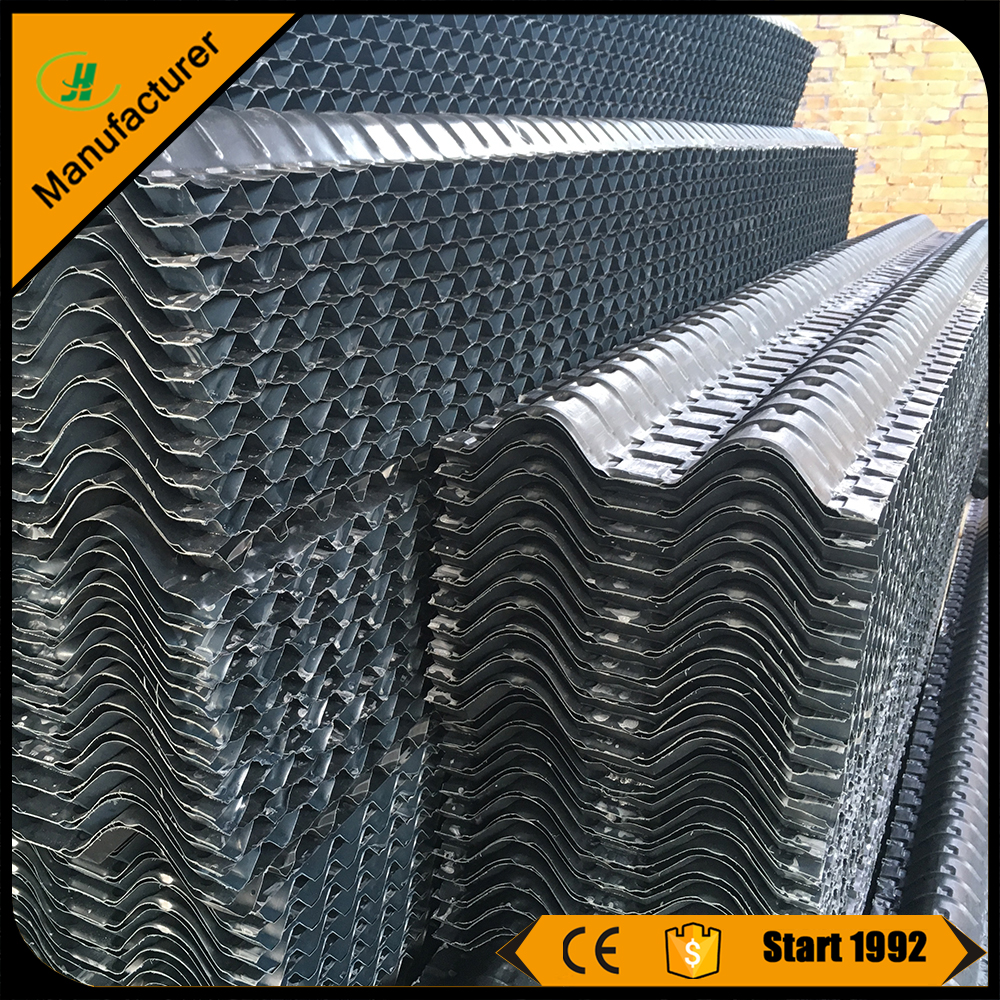 cooling tower pvc pp water cellular drift eliminator