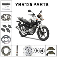 Motorcycle Transmission Parts/ Body Parts YBR125 Spare Parts Whole Sale Price