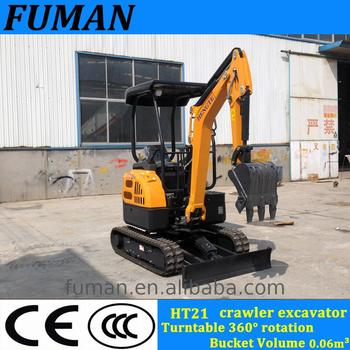 china cheap diggers and excavators hot sale