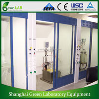 HOT SALE!!! GREENLAB laboratory fume cupboards,laboratory furniture,laboratory walk in fume hoods