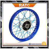 Cheap and quality assurance rear spoke rims for motorcycles