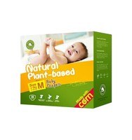 Eco-friendly Baby Diaper Non Woven Fabric PLA Disposable Baby Diapers Producers Manufacturer From China