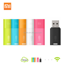 100% Xiaomi Portable Mini Wifi USB Wireless Router Adapter +U Disk 8GB WI-FI Emitter Internet Adapter For Xiaom150Mbps 2.4GHz