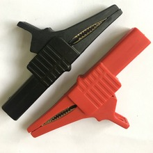 4mm ending full insulated alligator clip