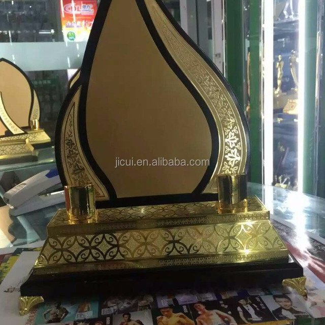 high quality wood plaque/awards/trophies with wholesale price