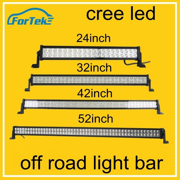 Cheap curved led bar light cr ee offroad led light bar 300W 240W 180W 120W straight light bar