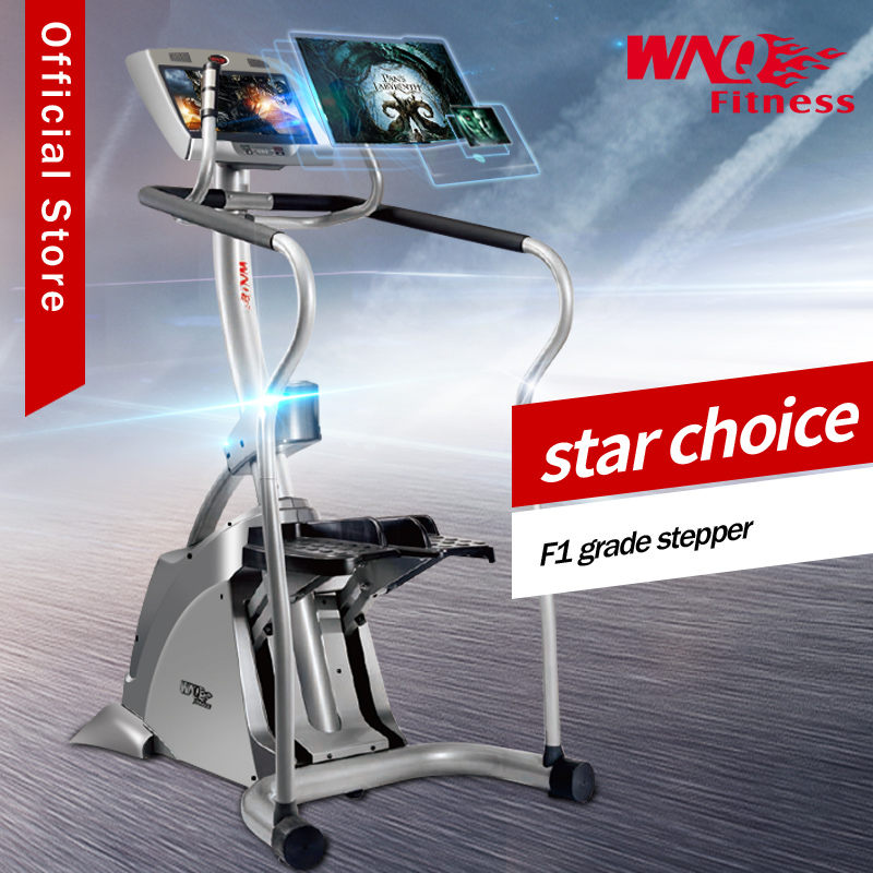New Stepper sports exercise bike
