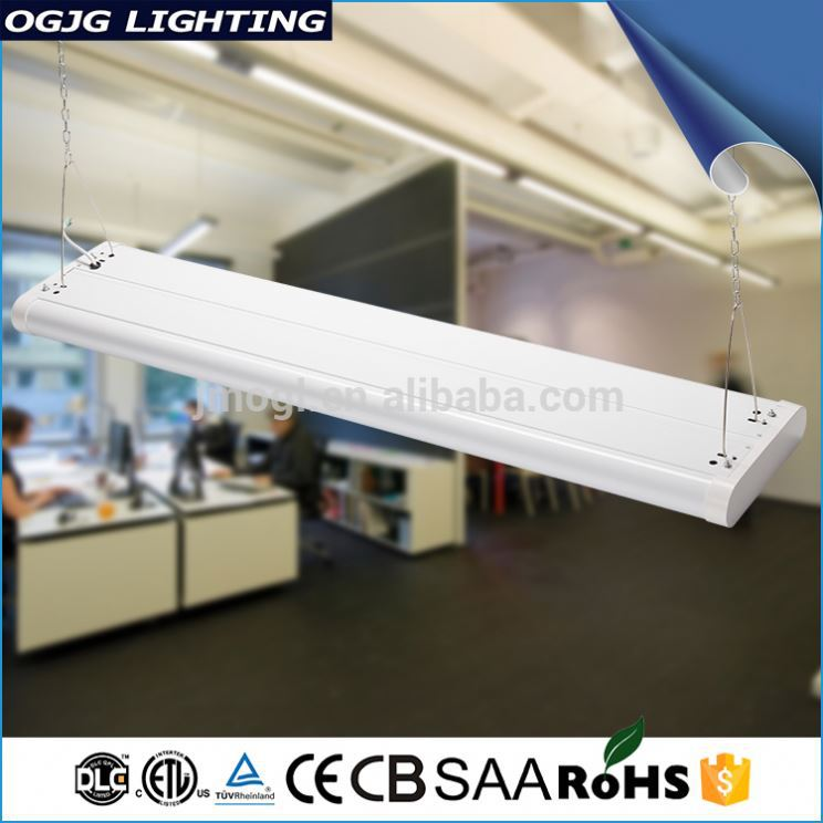 Easy replacement pure white color 30w <strong>modern</strong> indoor batten light