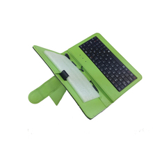 Multi Colors Keyboard with Tablet PC Case