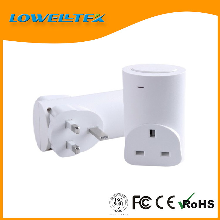 US Type 220V Wifi Smart Plug for Several Phone Control with Overload Protection