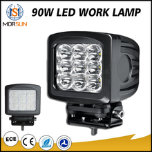 4X4 accessories 12V 24v truck tractor LED work light 90w led work light 12v auto parts