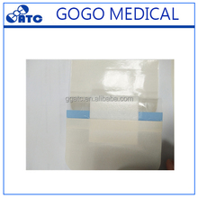 Different types of surgical dressings and sterile disposable surgical