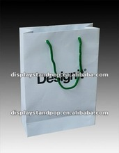 personal designed pop cheap brown paper lunch bags