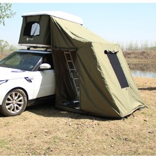 travelling waterproof truck car rear tent Camping Car Hard Shell Roof Top Tent
