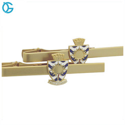 Factory Supply Custom Argos Men Tie Clip Set With Your Own Logo