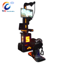 Amusement park indoor game 9D VR, VR simulator horse riding game machine 9d cinema