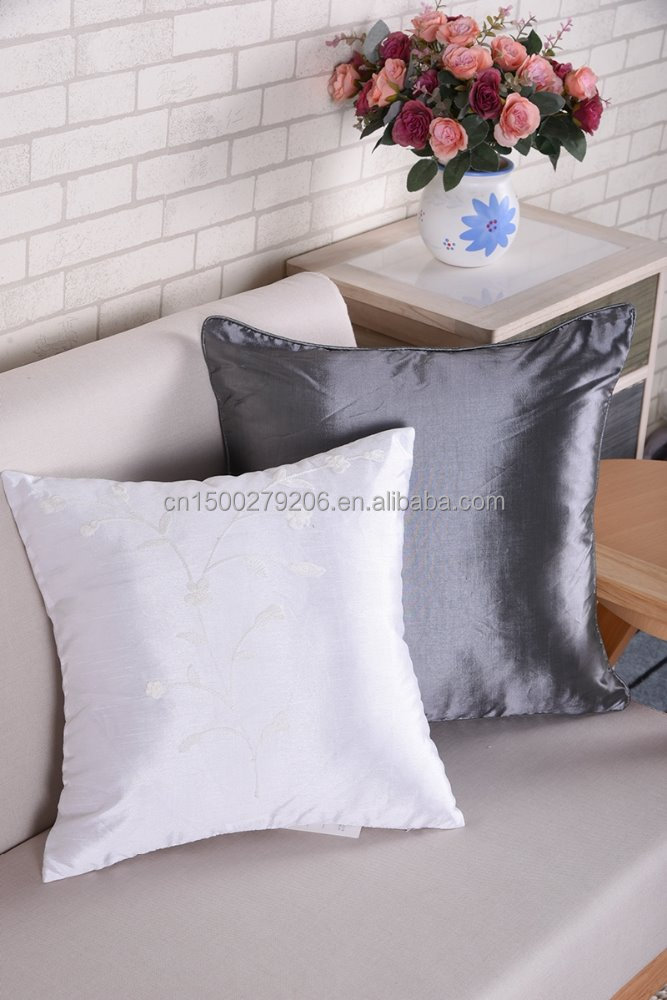 High quality Square Shape Sublimation Blank Cushion Cover without Piping