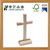 Hot sale High quality China wholesale wooden decorative standing cross