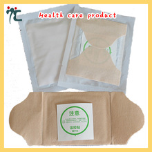 medical adhesive moxa patch for relief rheumatism