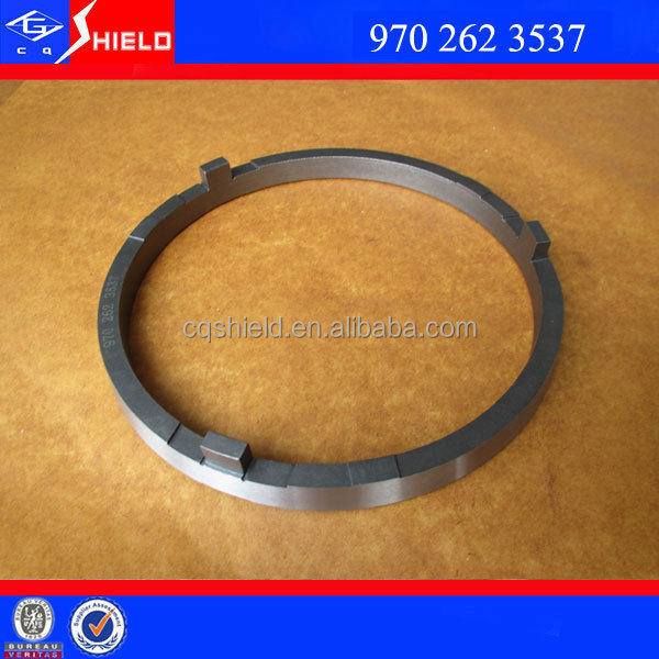 Synchro ring for mercedes benz gearbox, transmission synchro cone ring 970 262 3537