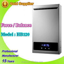 Useful 10L Tankless Gas Water Heater/home depot gas water heaters/Instant Tankless Boiler With LCD screen