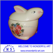 2014 new selling eastern decoration with rabbit shaped