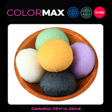 Beauty Water-drop Shape Cosmetic Powder Puff /Facial Cleaning Sponge Makeup Free Samples Natural Konjac Sponge