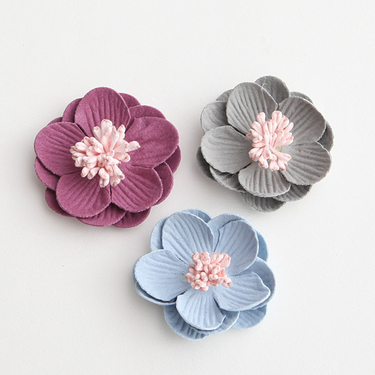 Top sell low price practical felt artificial flowers FW039