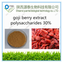 natural goji berry extract polysaccharides 30% powder