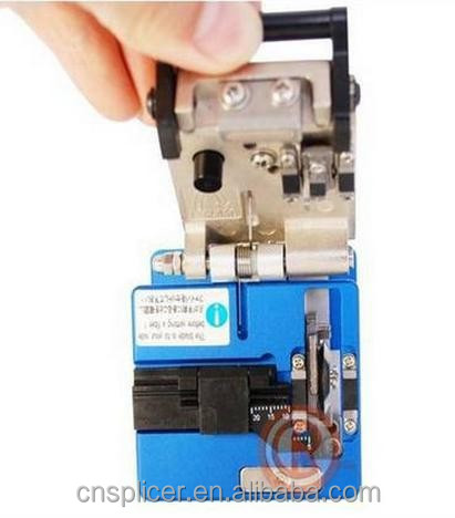 China wholesale tools Cleaver Blade 12 Face optical fiber cleaver price FC-6S/fiber cleaver/Cleave Angle less 0.5 degree