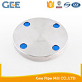 GEE Blind Flange Stainless Steel Flange DIN for Gas oil
