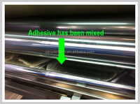quality Laminating packaging adhesive BOPP/PET/FOIL