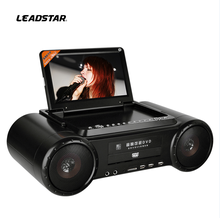 9 inch portable car dvd karaoke player